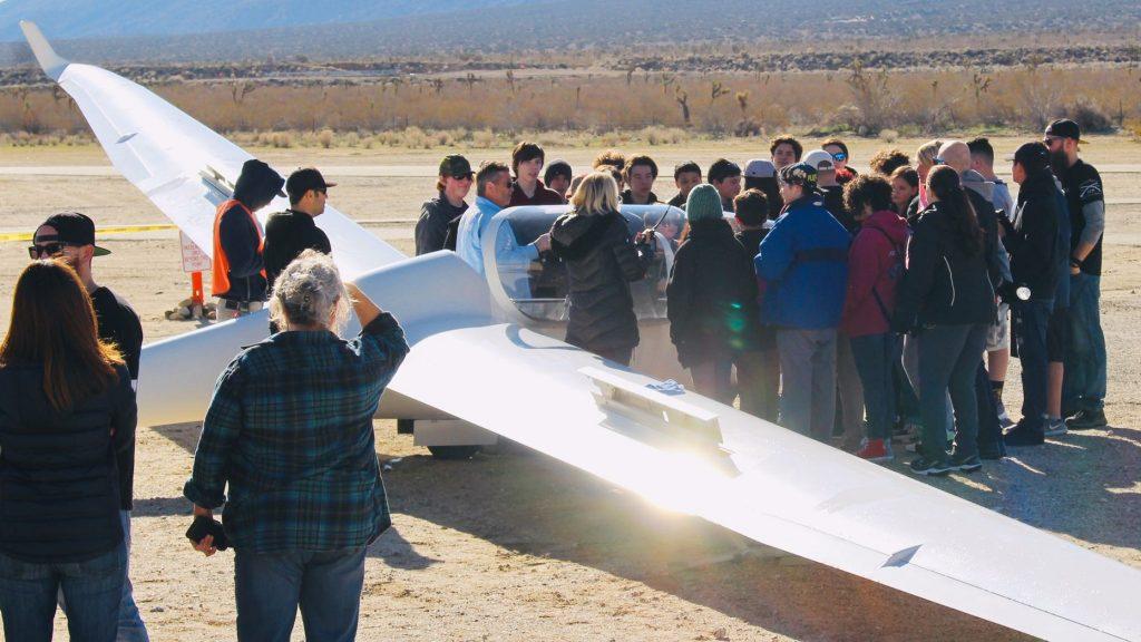 iLEAD Aerospace Student Glider Program