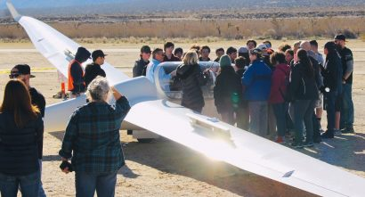 iLEAD Aerospace Student Glider Program