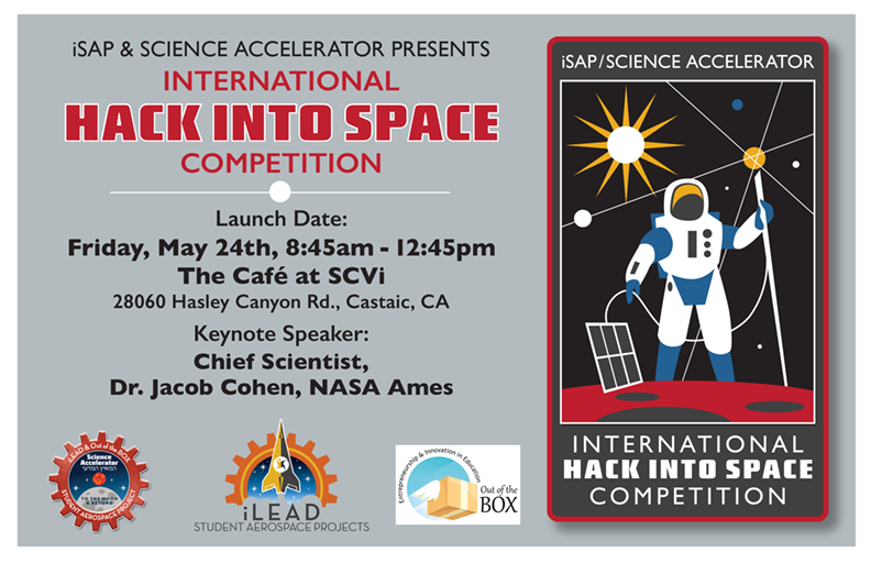 International Hack Into Space Competition