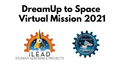 DreamUp to Space Virtual Mission 2021